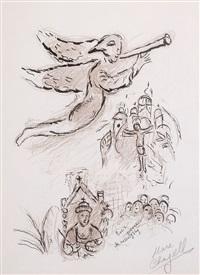 boris godounov mussorgsky by marc chagall