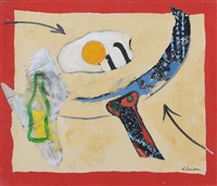 uova al tegamino by giorgio chiesi