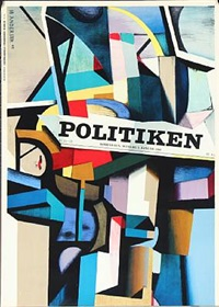 politiken (on 2 joined sheets) by ib andersen