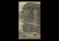 la rivière de la marne by edmond françois aman-jean