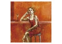 woman of cafe greco (+ womanl 2 works) by yoshihiko wada