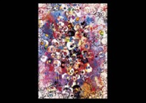 i've left my love far behind their smell, every memento by takashi murakami