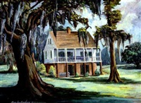 acadian house by amos lee armstrong