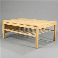 420 coffee table by haslev