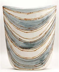 pillow vase by alva glidden