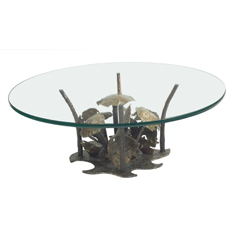 Mushroom Coffee Table By Silas Seandel