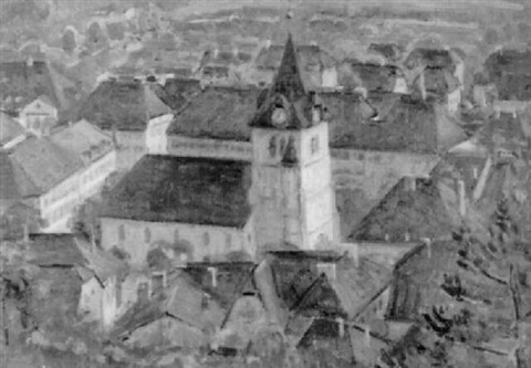 le moutier du locle by maurice mathey