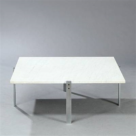 pk 65 coffee table by poul kjaerholm