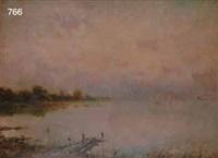 paesaggio lacustre by ivan karpov