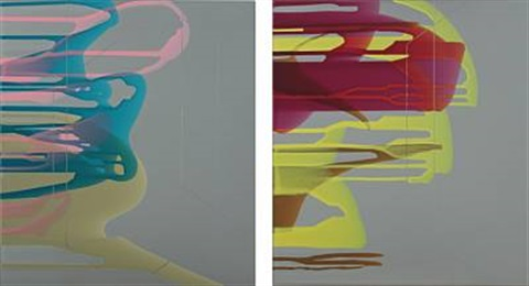 composition another 2 works by signe guttormsen