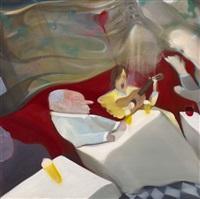 untitled (gelage) by junior toscanelli