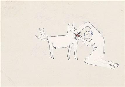 artwork by rosemarie trockel