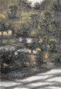 garden in dream by liu yun