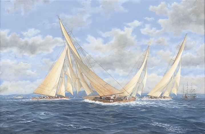 j class regatta by john j holmes