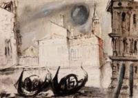 scorcio di venezia by giorgio valenzin