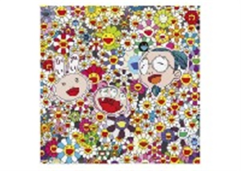 kaikai kiki and me by takashi murakami