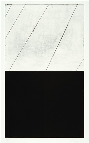 adriatics portfolio of 7 by brice marden