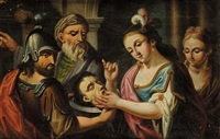 fulvia (+ 2 others; 3 works) by francesco-maria bassi the elder