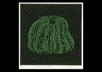 pumpkin(gsq) by yayoi kusama