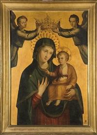 Virgen del Pópolo, 1617