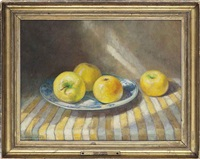 apples in sunlight by clare atwood