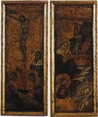 crocifissione by bernardo daddi