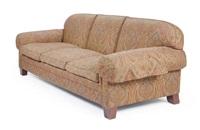 three-seat sofa by ralph lauren