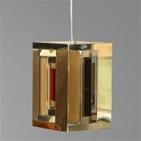 casablanca lamp by simon p. henningsen