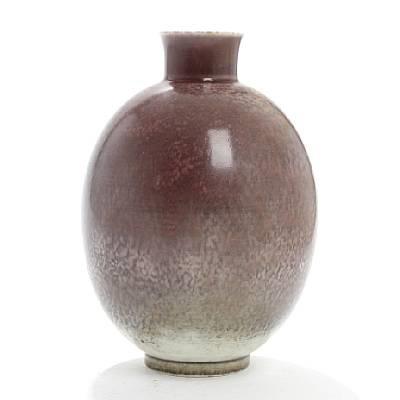 Royal Copenhagen Vase By Nils Johan Thorvald Thorsson On Artnet