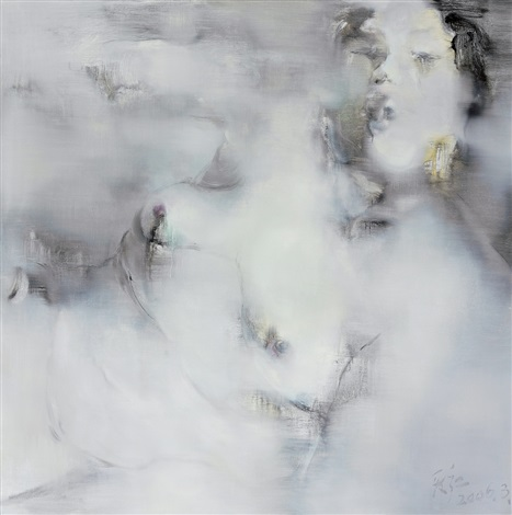grey no 3 by xia xiaohong