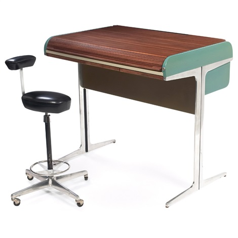 Action Office Desk Perch Stool Set Of 2 By George Nelson