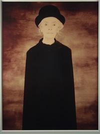 portrait of mimi weddell (from the wise women series) by joyce tenneson