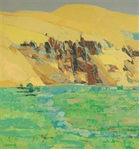 muddy creek palisades by douglas campbell smith