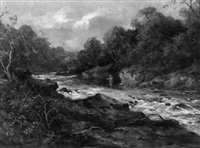 on the river dee, the doachs, kirkendbright by murray j. macdonald