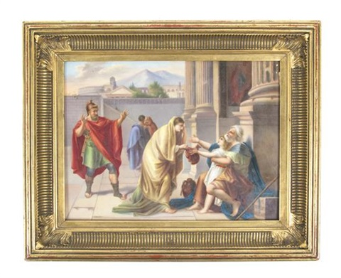 belisarius the beggar by jacques louis david