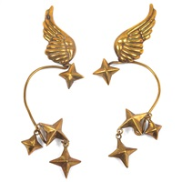 ear cuffs by hubert harmon