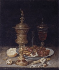 stillleben by clara peeters