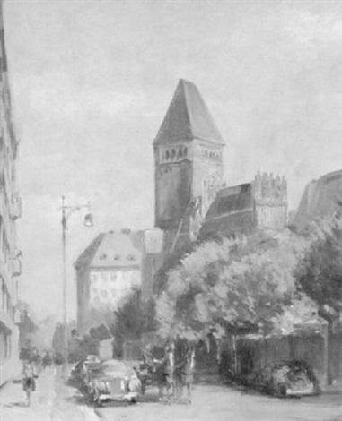 märkisches museum in berlin by fritz hildebrandt