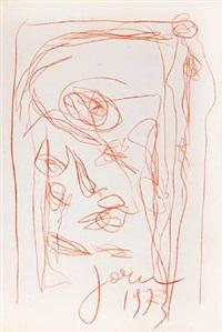 jorn scultore (bk w/2 works) by asger jorn