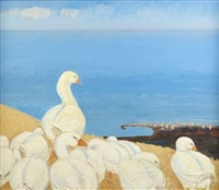geese by john jobson