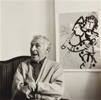 marc chagall by pablo volta