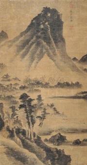 山水 by jiang pu