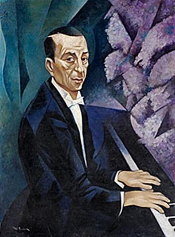 rachmaninov by natan isaevich altman