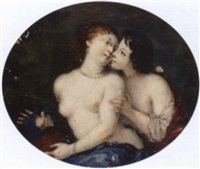 lovers by jacques-antoine arlaud