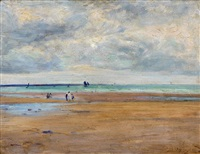 am strand by lucien rené mignon