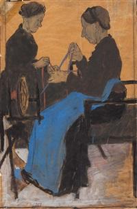 Spinnerinnen, 1904