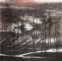 山峦之音 by liu yun