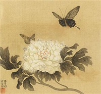 蝶恋花 by cai yuqing