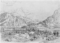phantastisches salzburg by fabius von gugel