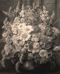 broget buket by flora heilmann